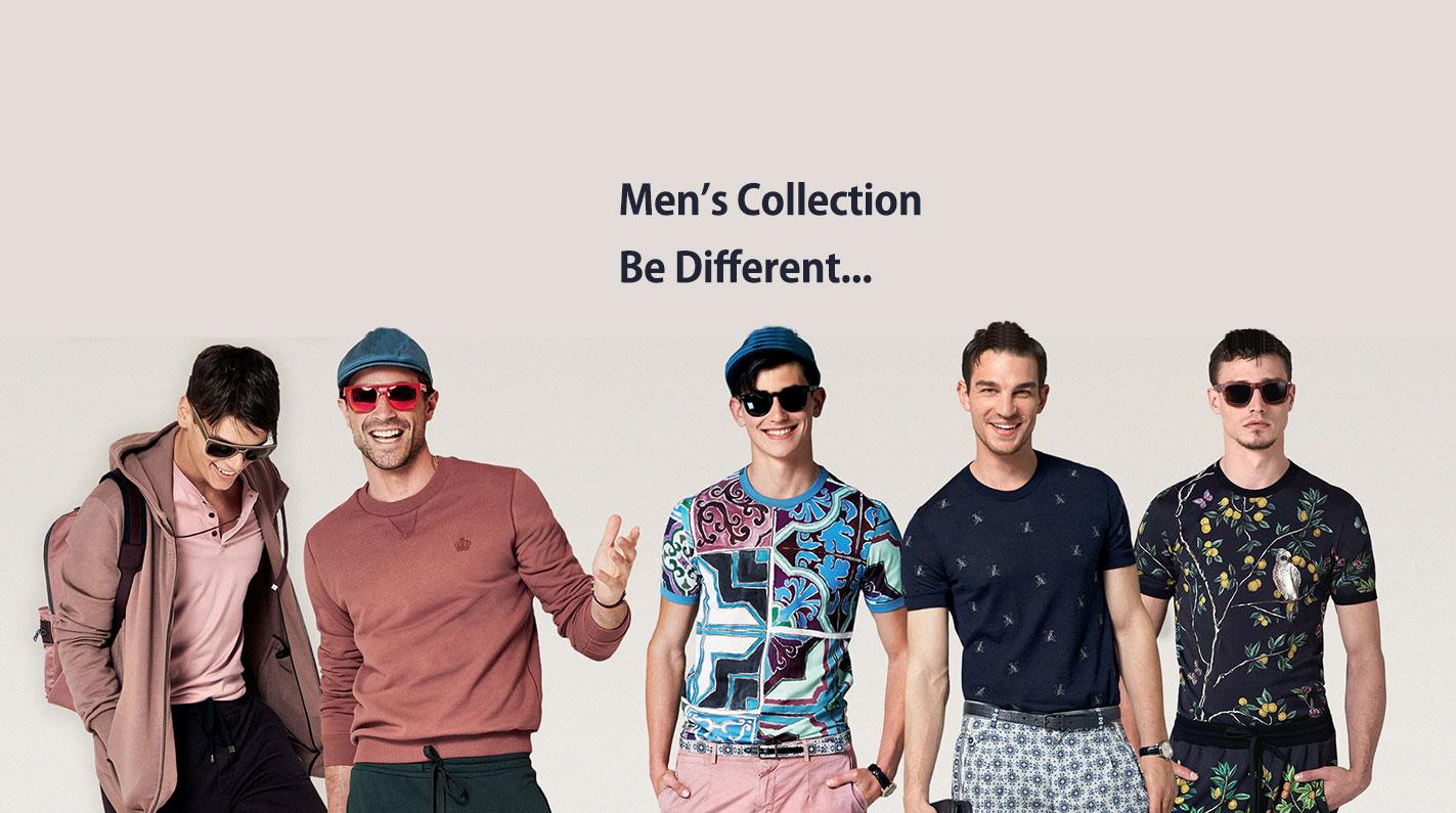 پوشاک استوک مردانه