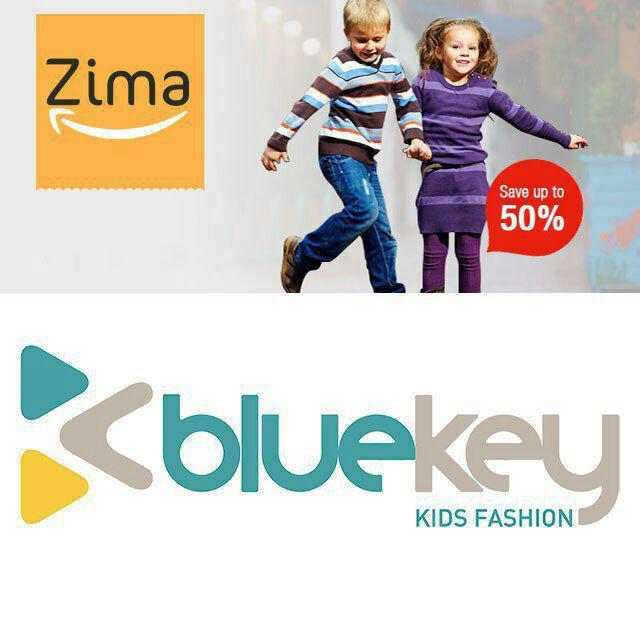 پوشاک استوک بچه گانه برند BlueKey